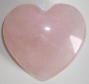 quarzo rosa cuore