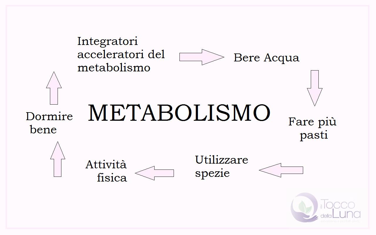 Activacion del metabolismo